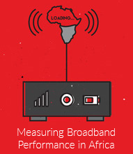 Measuring Broadband Performance in Africa